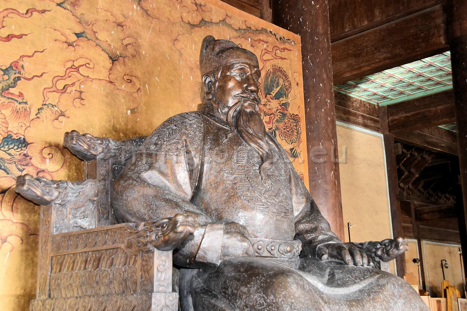 Ming Tombs Zhu Di The Yongle Emperor