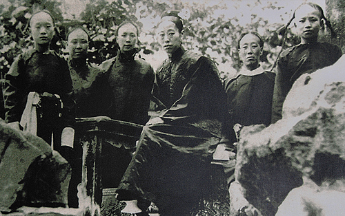Group of Eunuchs, Tianyi eunuch museum